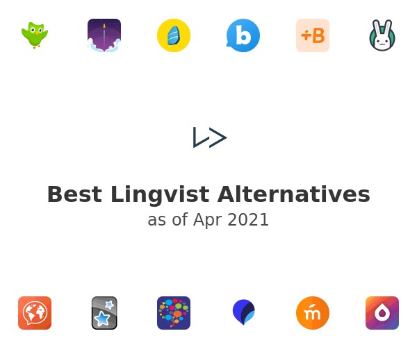 Best Lingvist Alternatives