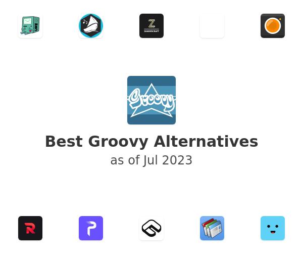 Best Groovy Alternatives