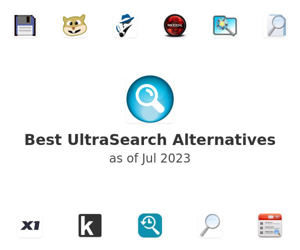 Best UltraSearch Alternatives