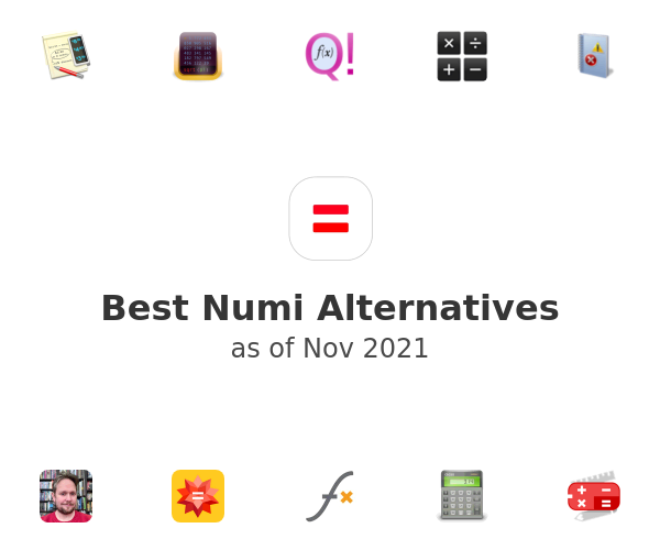 Best Numi Alternatives