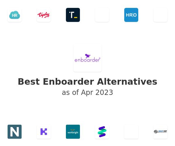 Best Enboarder Alternatives