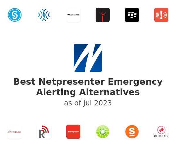 Best Netpresenter Emergency Alerting Alternatives