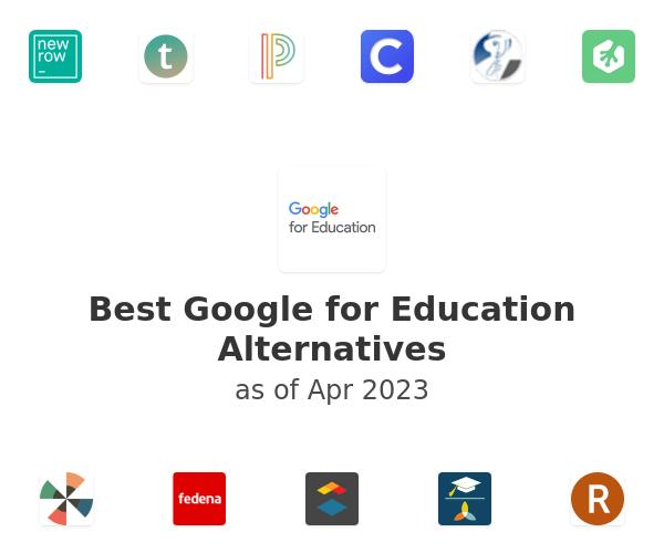 Best Google for Education Alternatives