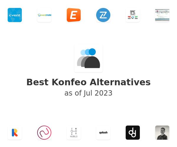 Best Konfeo Alternatives