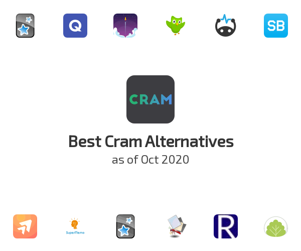 Best Cram Alternatives
