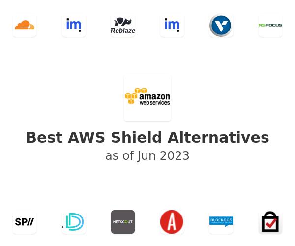 Best AWS Shield Alternatives