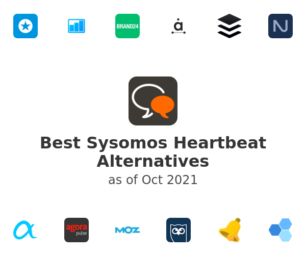 Best Sysomos Heartbeat Alternatives