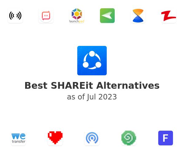 Best SHAREit Alternatives