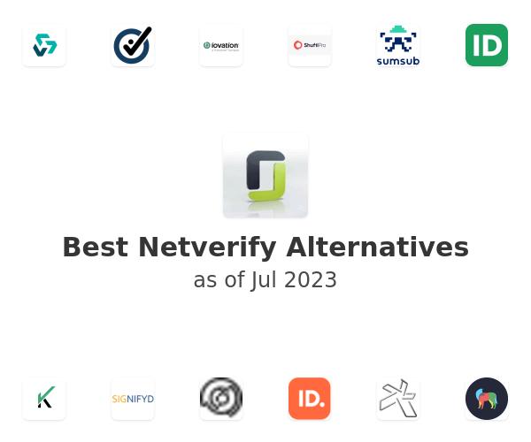 Best Netverify Alternatives