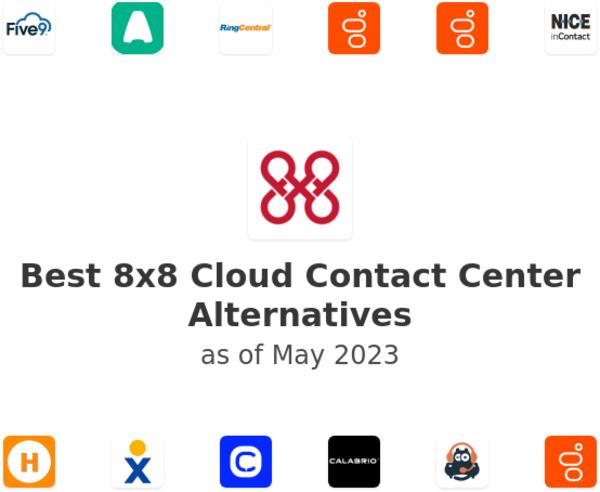 Best 8x8 Cloud Contact Center Alternatives