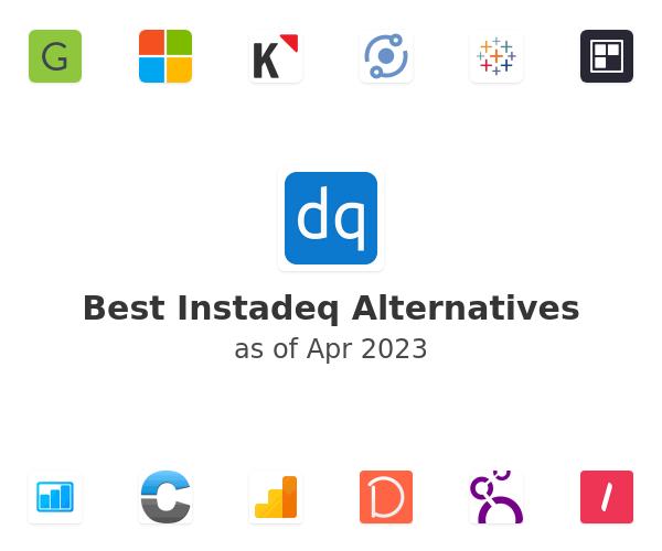 Best Instadeq Alternatives