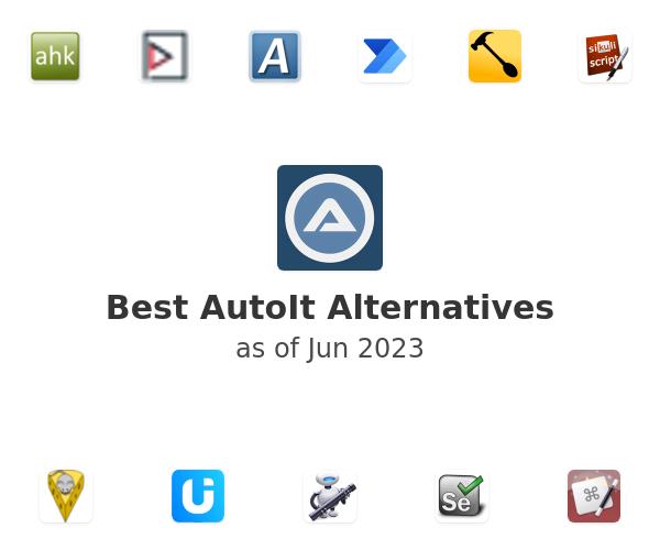 Best AutoIt Alternatives