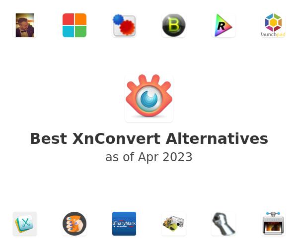 Best XnConvert Alternatives