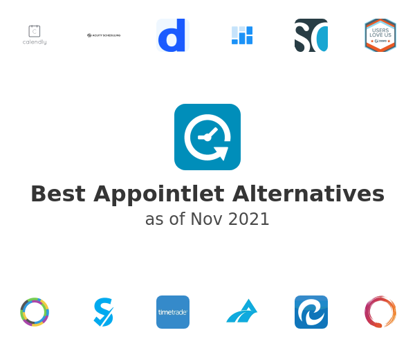 Best Appointlet Alternatives