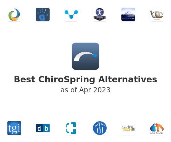 Best ChiroSpring Alternatives