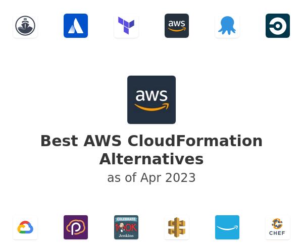 Best AWS CloudFormation Alternatives