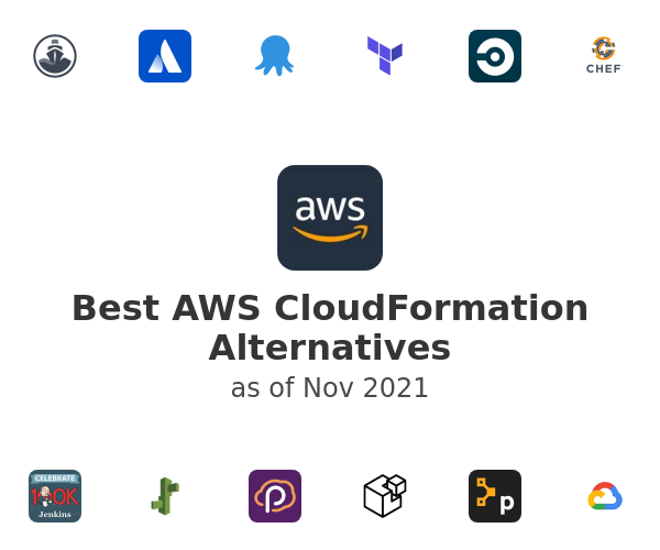 Best AWS CloudFormation Alternatives