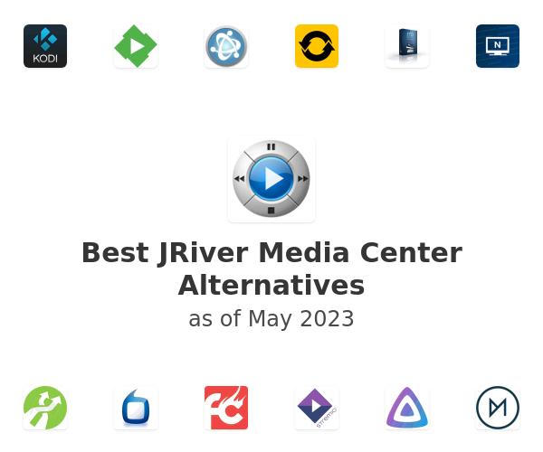 Best JRiver Media Center Alternatives