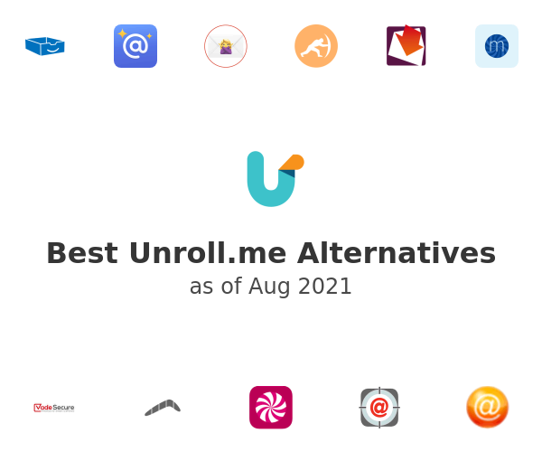 Best Unroll.me Alternatives