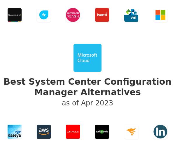 Best System Center Configuration Manager Alternatives