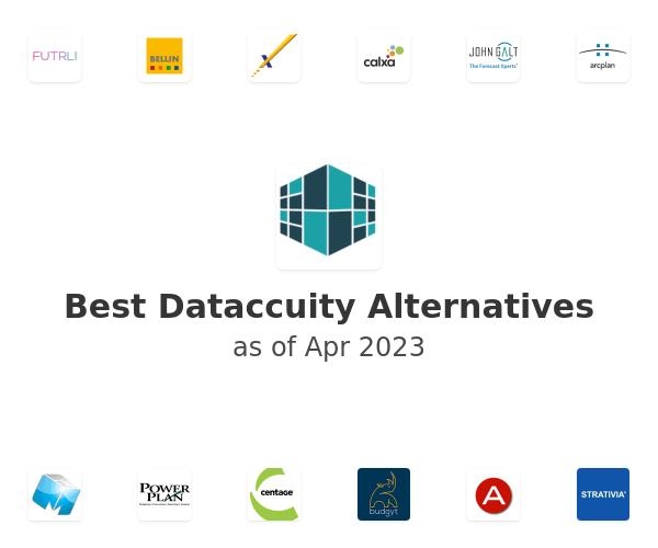 Best Dataccuity Alternatives
