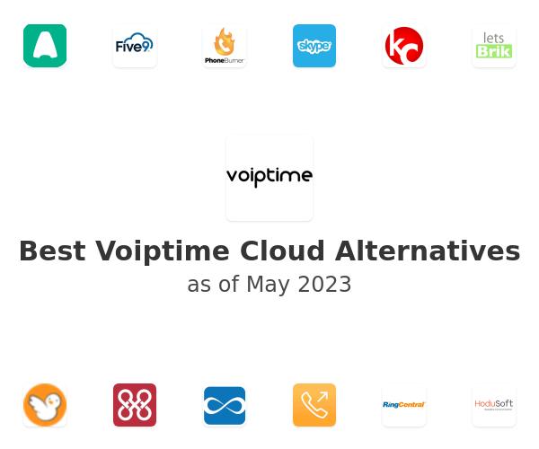 Best Voiptime Cloud Alternatives