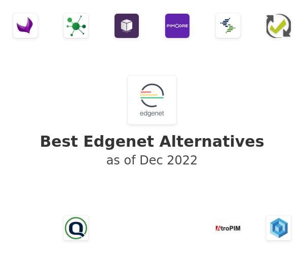 Best Edgenet Alternatives