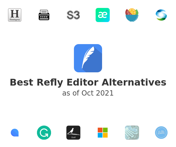 Best Refly Editor Alternatives