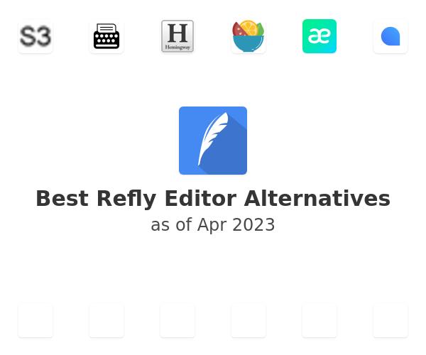 Best Refly Editor Alternatives