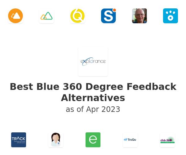 Best Blue 360 Degree Feedback Alternatives