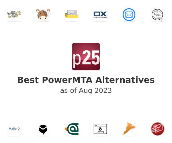 Best PowerMTA Alternatives