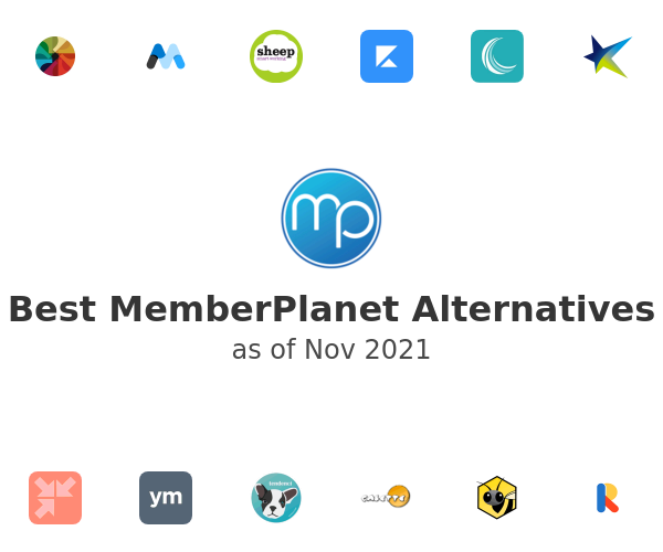 Best MemberPlanet Alternatives