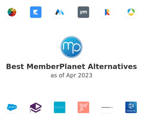 Best MemberPlanet Alternatives