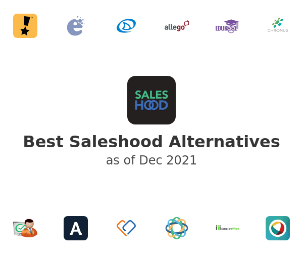 Best Saleshood Alternatives