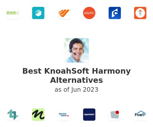 Best KnoahSoft Harmony Alternatives