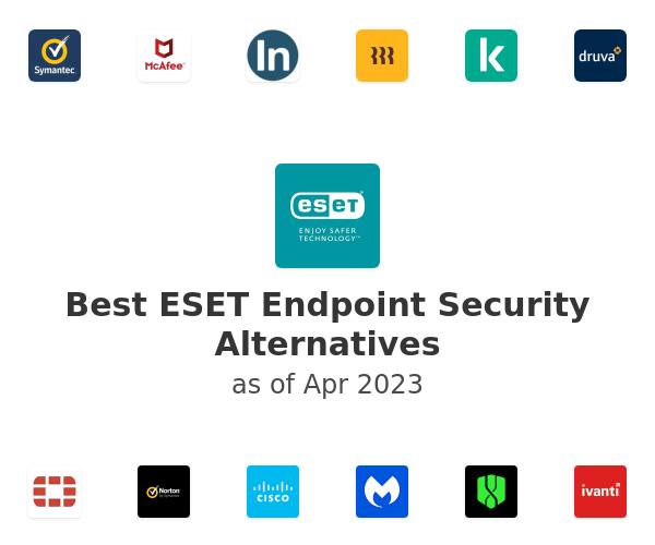 Best ESET Endpoint Security Alternatives