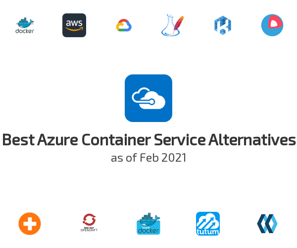Best Azure Container Service Alternatives