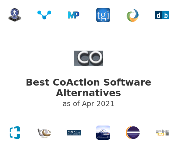Best CoAction Software Alternatives