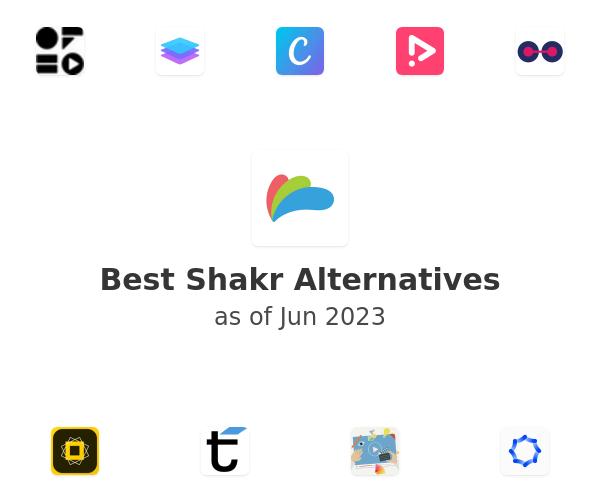 Best Shakr Alternatives
