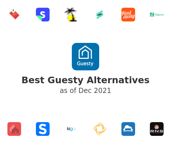 Best Guesty Alternatives