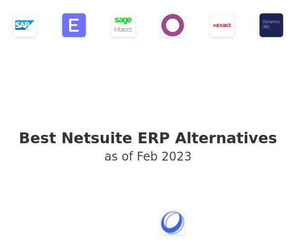 Best Netsuite ERP Alternatives