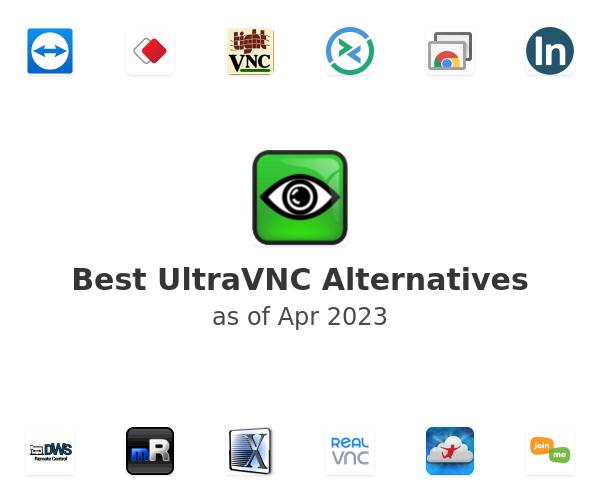 Best UltraVNC Alternatives