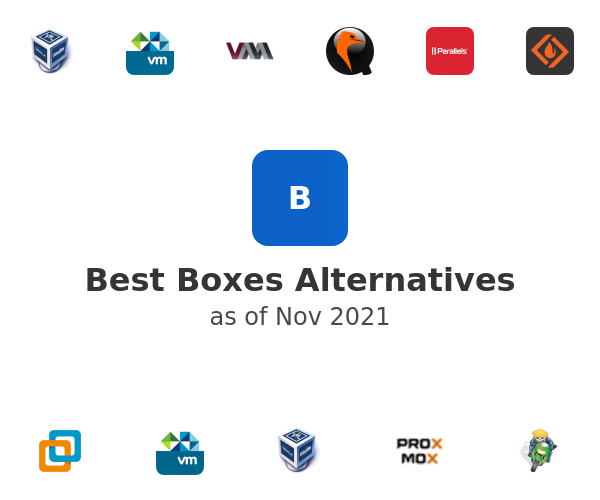 Best Boxes Alternatives