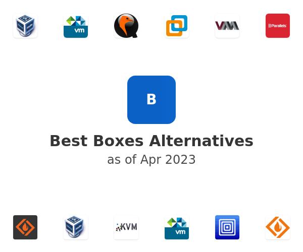 Best Boxes Alternatives