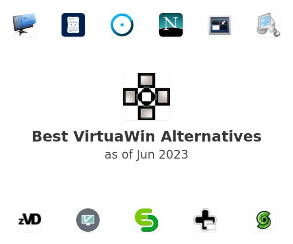 Best VirtuaWin Alternatives