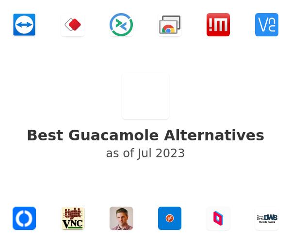 Best Guacamole Alternatives