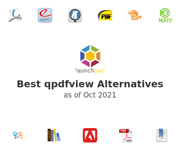 Best qpdfview Alternatives