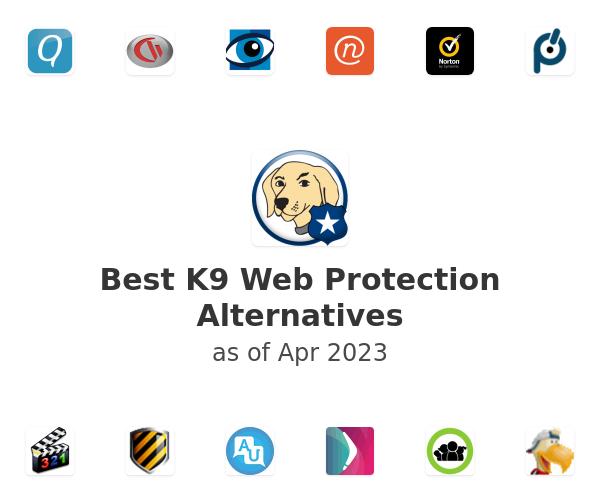 Best K9 Web Protection Alternatives