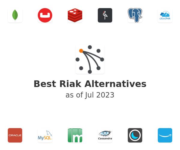 Best Riak Alternatives