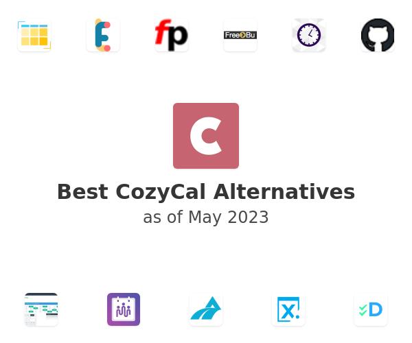 Best CozyCal Alternatives